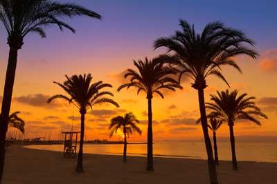 El Arenal op Mallorca, met vrienden op vakantie