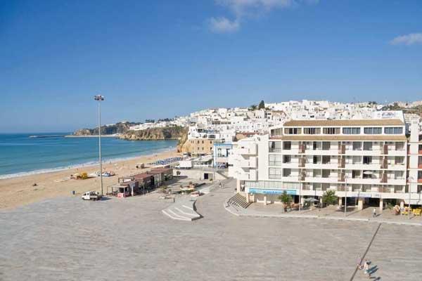 Appartement in Albufeira bij het strand