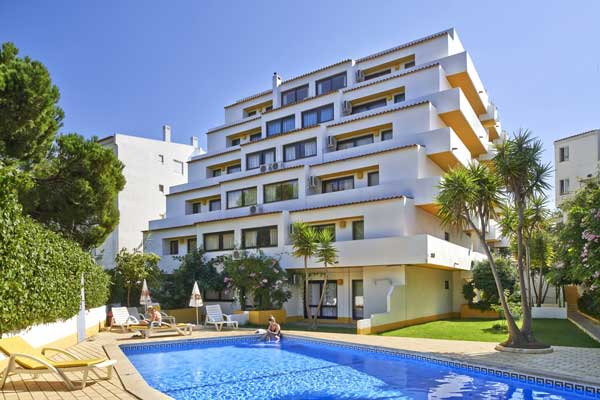 Goed betaalbare appartementen Albufeira
