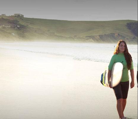 Surfkamp Spanje voor jongeren
