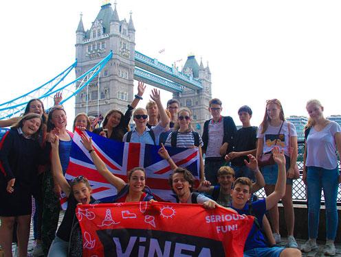 Taalkamp in Engeland voor jongeren