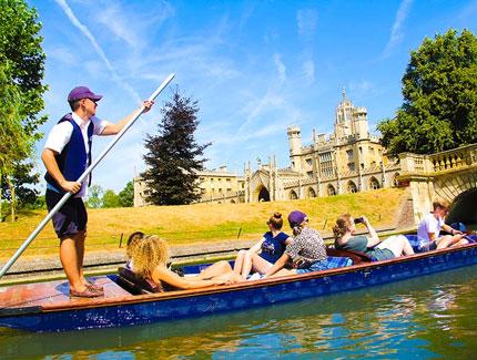 Vakantiekamp Engeland voor jongeren