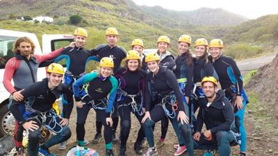 Vakantiekamp voor Jongeren in Tenerife