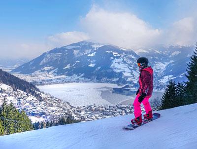 Wintersport Oostenrijk met Jongeren