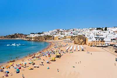 Vakanties voor jongeren Portugal