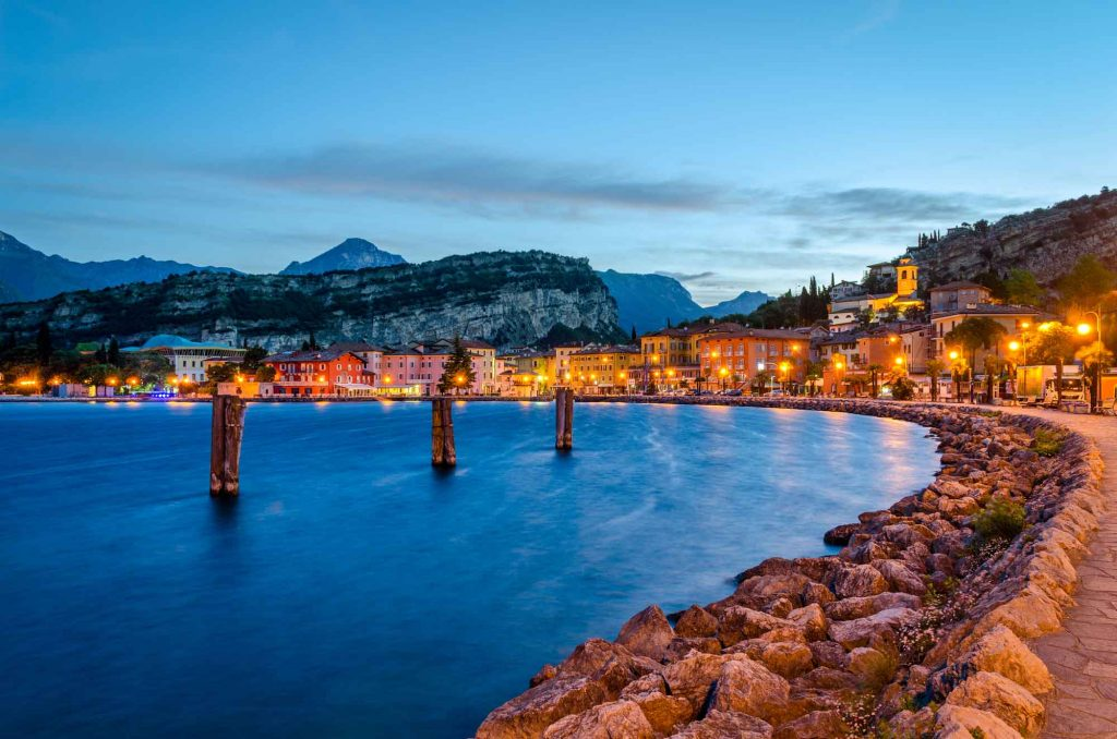Vakantiekampen in Italië voor jongeren