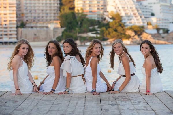 Vakantiekampen voor jongeren in Spanje