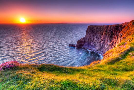Rondreis voor jongeren naar Ierland