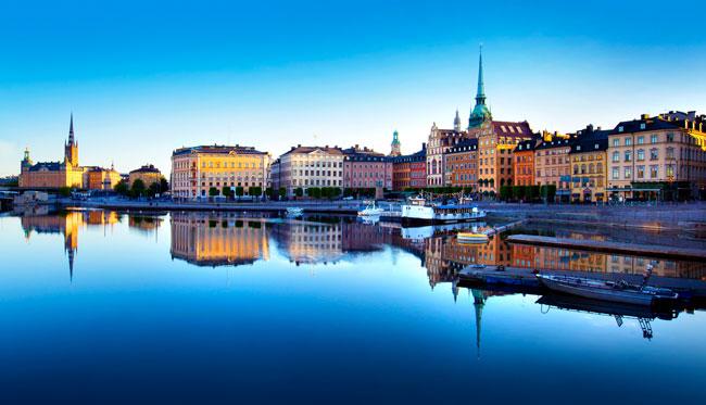 Zweden met jongeren ervaring