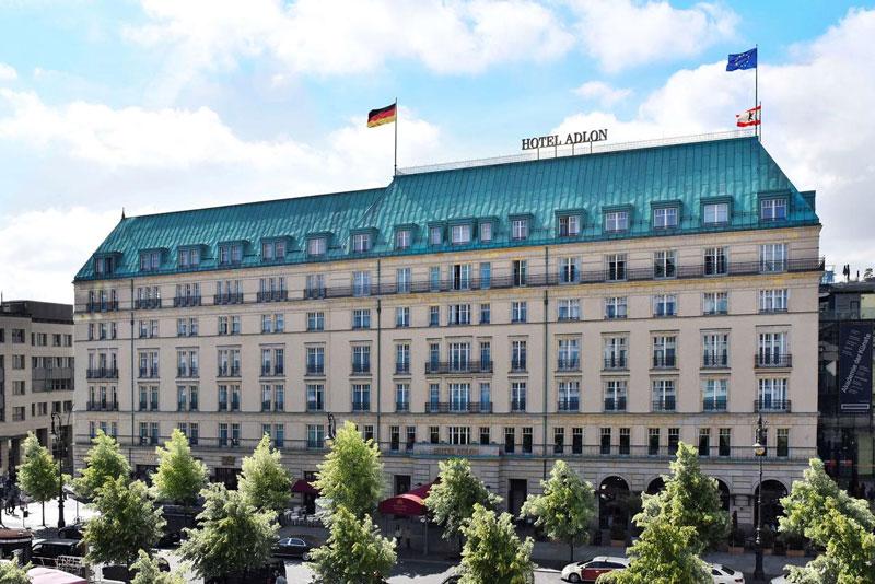 Hotel in Berlijn