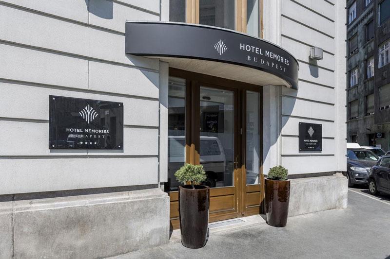 Hotel in Boedapest met jongeren