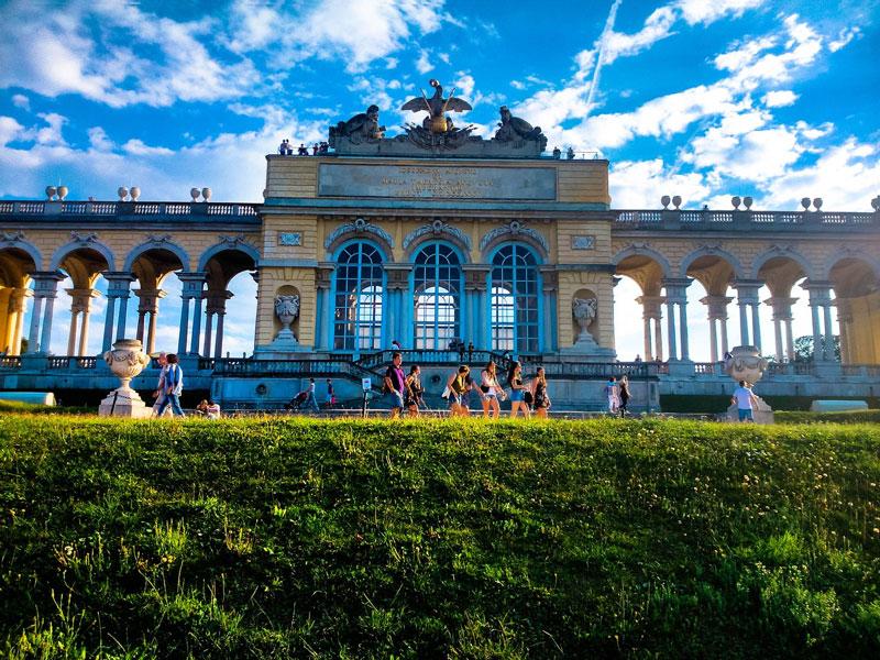 Bezienswaardigheden in Wenen met jongeren